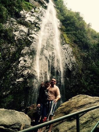 La Cascada de la India Carú