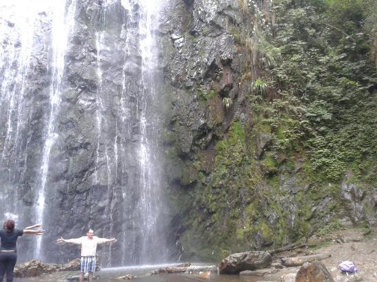 Bailadores, เวเนซุเอลา: La Cascada de la India Carú