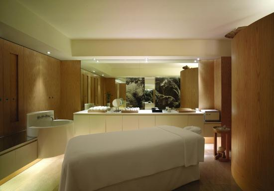 Plateau Spa (Grand Hyatt Hong Kong)