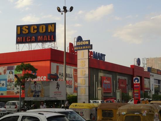 ‪Iscon Mega Mall‬