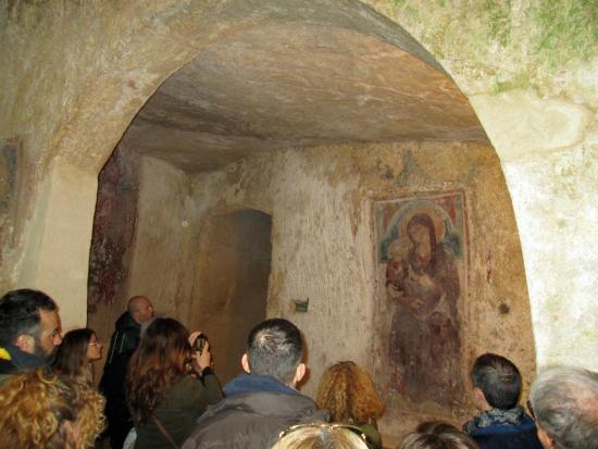 Gravine di Massafra e chiese rupestri: c