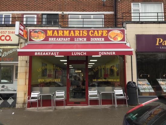 Restaurants Near East Croydon