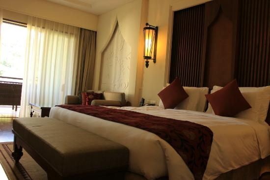 Crowne Plaza Resort Xishuangbanna: Our suite