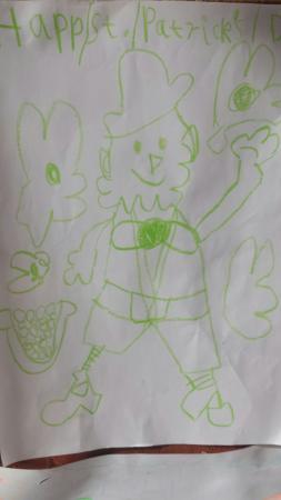 Bedfordale, ออสเตรเลีย: Great drawings by the kids