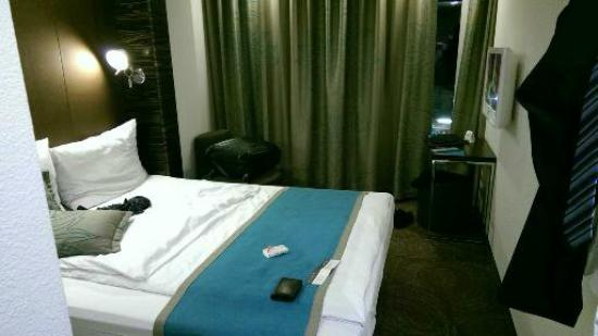 Chillen bild von motel one munchen garching m nchen for Motel one zimmer
