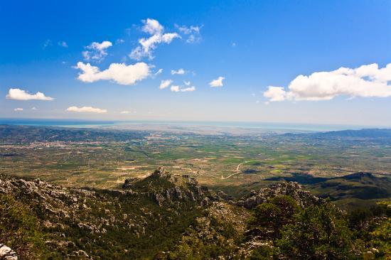Terres de l'Ebre, إسبانيا: Valle del Ebro
