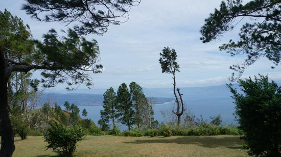 Parapat, อินโดนีเซีย: Lake Toba