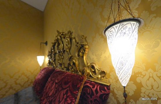 Ca' Pagan: Marco Polo room