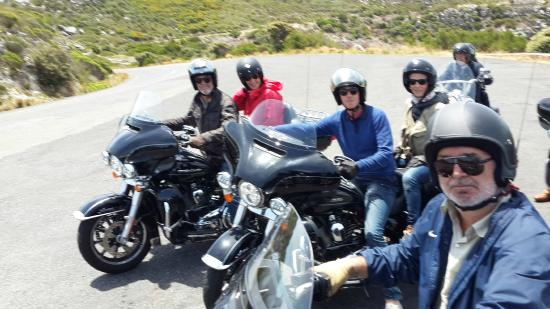 Skaris Touring- Day Tours: Le French, x 17, peninsula tour, 2014