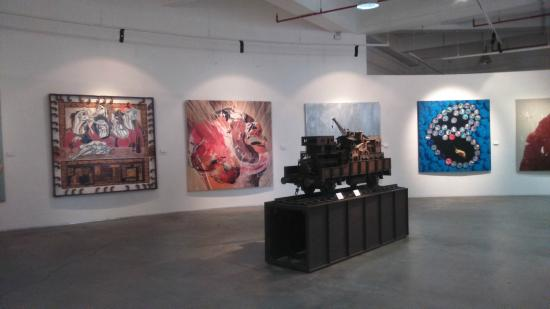 Art:1 New Museum: gallery lantai 2