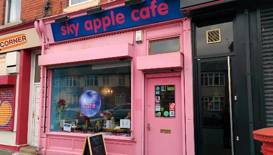 The Sky Apple: Return visit in March 2015. It's even better than last time.