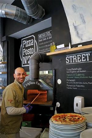Pizza Angolo 22