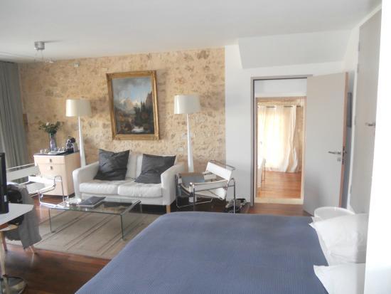chambre communicante avec Duplex - Photo de 5 Lasserre, Moulon ...
