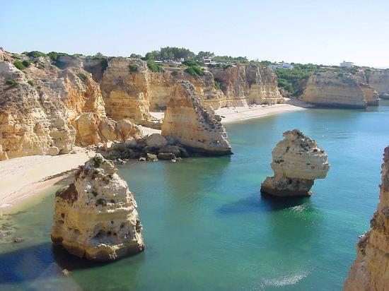 Algarve Discovery: 1 das mais belas praias da Europa