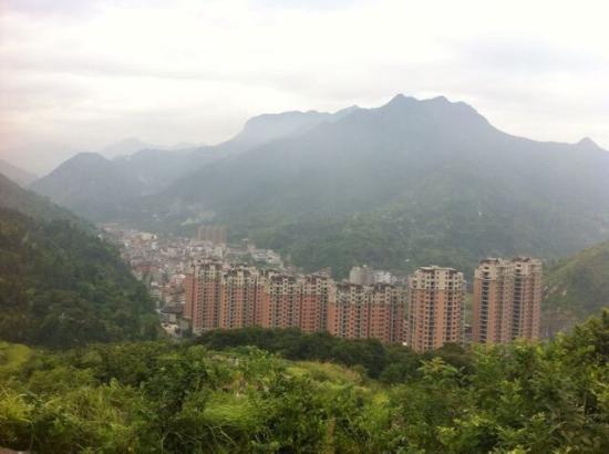 Qingtian County, China: Shankou!