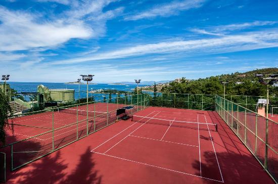Rixos Premium Bodrum: Tennis Court