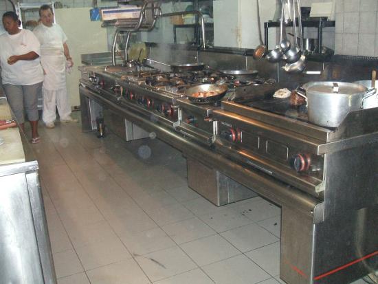 """Capriccio Ristorante: Anche la cucina è italiana, la """"mitica"""" Angelo Po"""