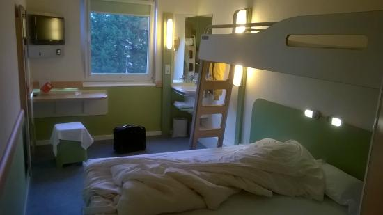 Ibis Budget Duisburg City am Innenhafen: my room