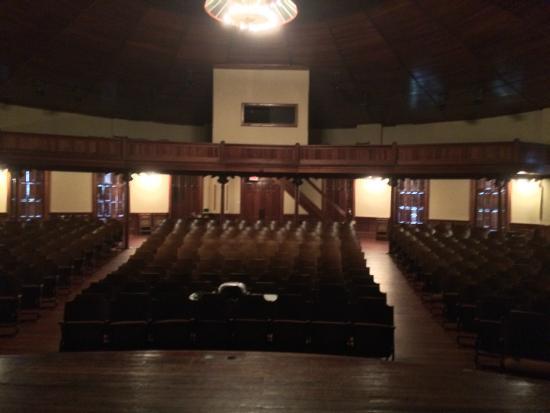 Madison Morgan Cultural Center: School Auditorium