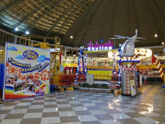 Funworld Nagoya Citywalk Batam