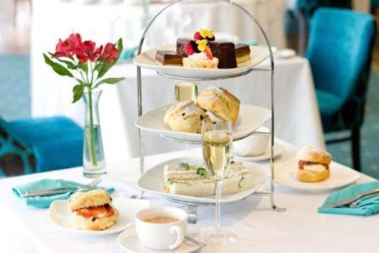 Moorland Garden Hotel: Afternoon Tea