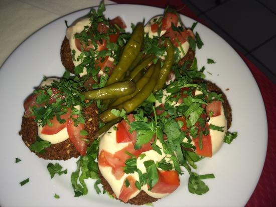 Restaurant Le Libanais: Boulettes
