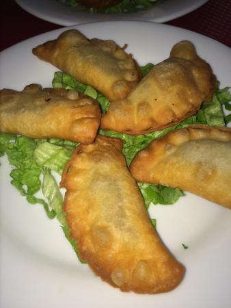 Restaurant Le Libanais: Beignets pignon