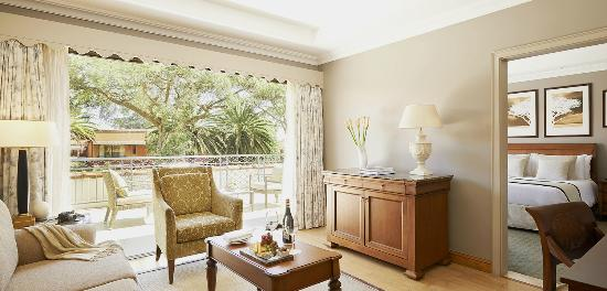 Fairmont The Norfolk: The Karura Suite