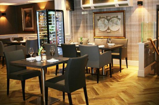 Oscar's Restaurant: Restaurant