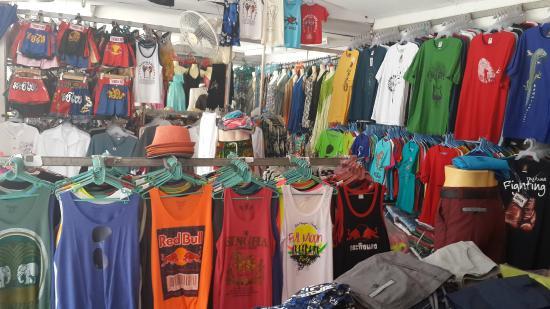 miramare t shirts shop - Picture of Mira Mare T-shirts Shop, Lamai ...