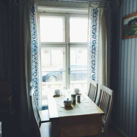 Tampere Maja: Breakfast room