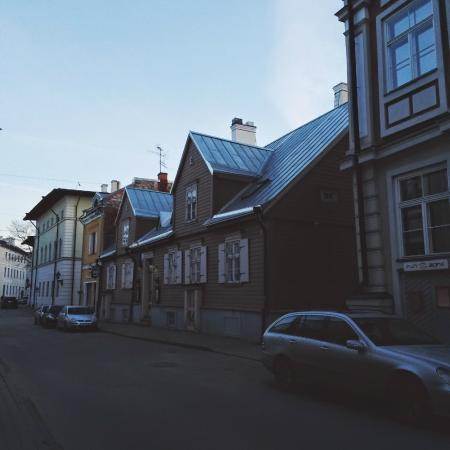 Tampere Maja: Little cute guest house