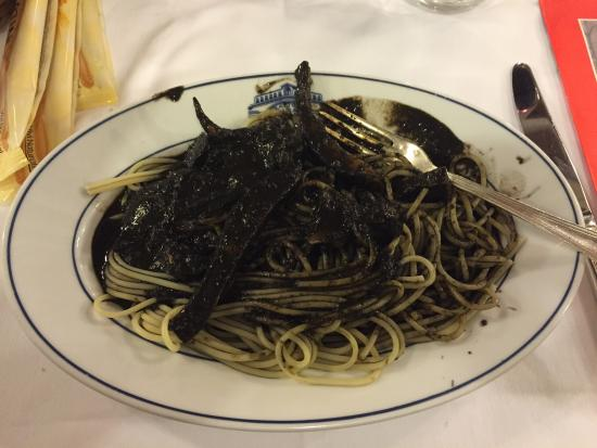 Weary Traveler's Spaghetti Recipe — Dishmaps