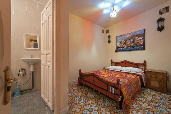 Dar Scotlandee: Double ensuite room