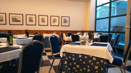 Hotel Balneari Termes Orion: Comedor
