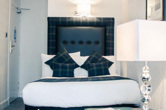 Argyll Hotel: Single Tartan