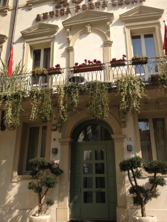 Hotel Antica Porta Leona & SPA: Facciata