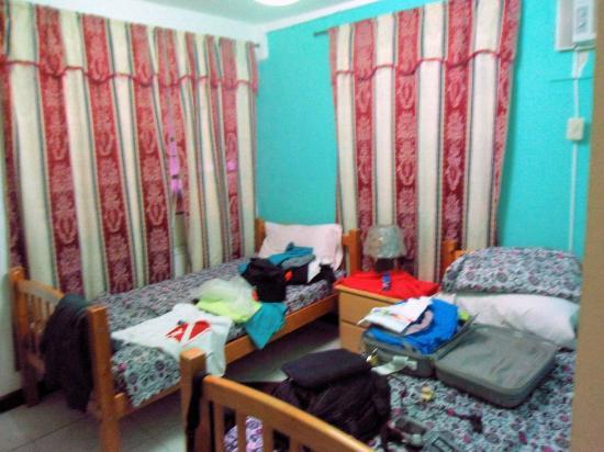 Posada Nativa Trinsan: Vista do quarto