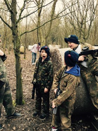 Mayhem Paintball: Zombie apocalypse