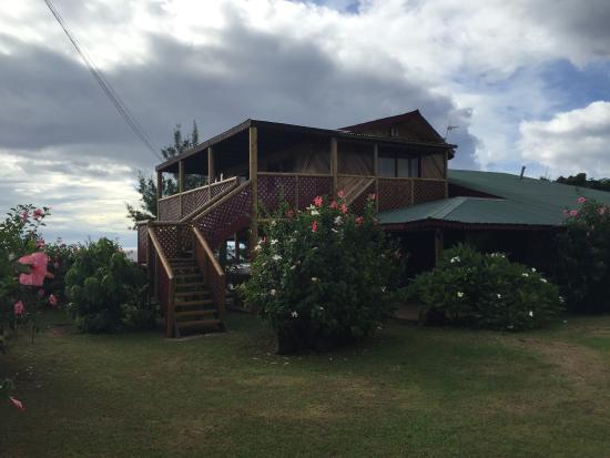 Cabanas Christophe: Our cabanas