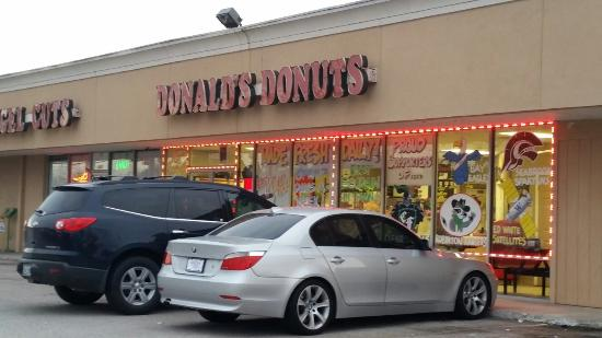 Donald's Donuts