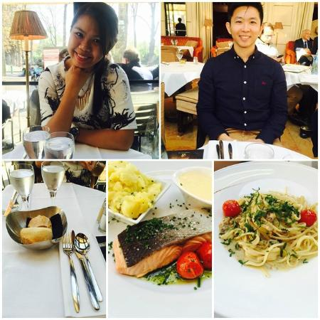 Le Berkeley : Lovely restaurant with good food