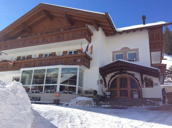 Garni Hotel la Bercia : Garni La Bercia winter 2015