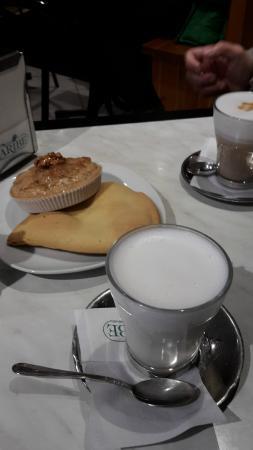Pâtisserie Turin : Fagottino e tortina squisiti!