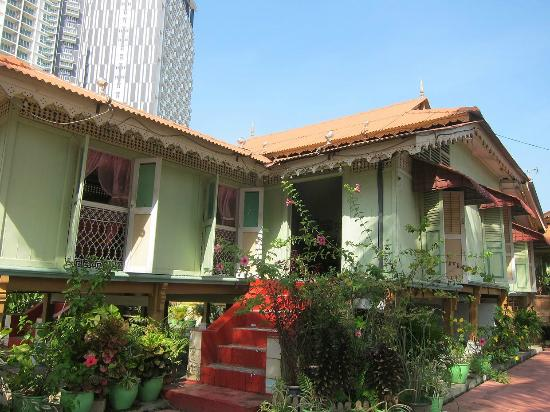 Villa Sentosa (Malay Living Museum): ตัวบ้าน