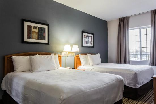 MainStay Suites Charlotte: Suite - Two Queen Beds