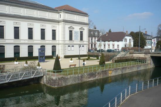 Musée De L'Impression Sur Étoffes De Mulhouse