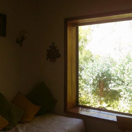 Cabanas La Bella Durmiente: salón