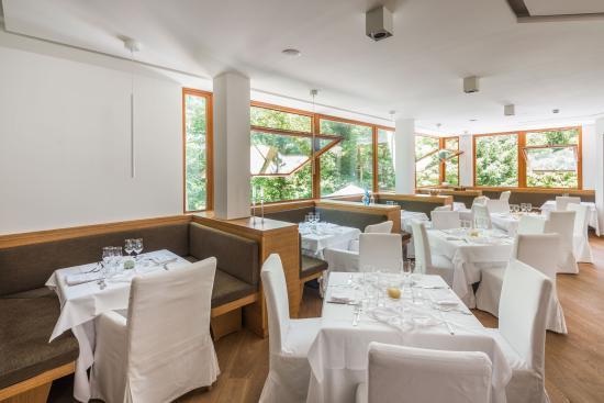 Gli Scoiattoli Hotel Restaurant: sala del ristorante