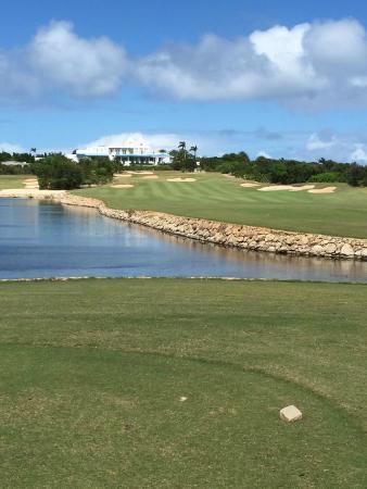 CuisinArt Golf Club: 18 tee